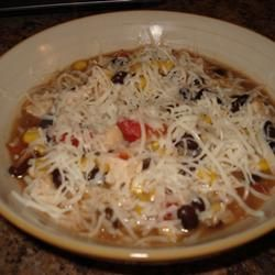 ... six can chicken tortilla soup recipes dishmaps six can chicken