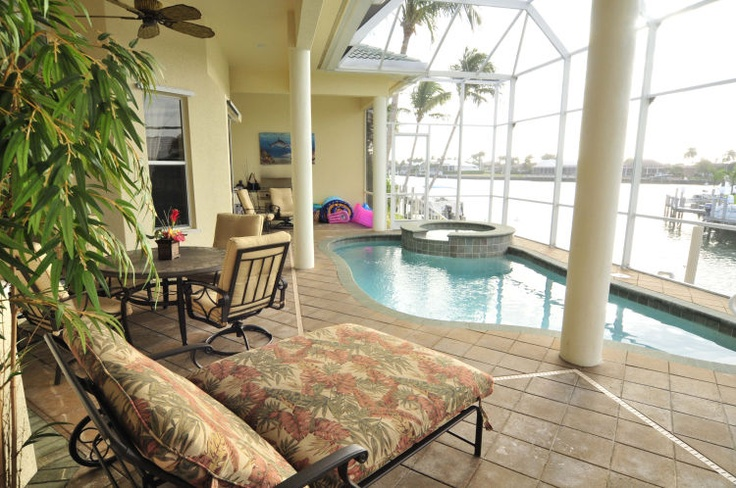 Patio Lanai Ideas Florida Home Pinterest