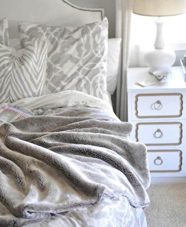 19 Cozy Winter Bedroom Ideas Decorative Pinterest