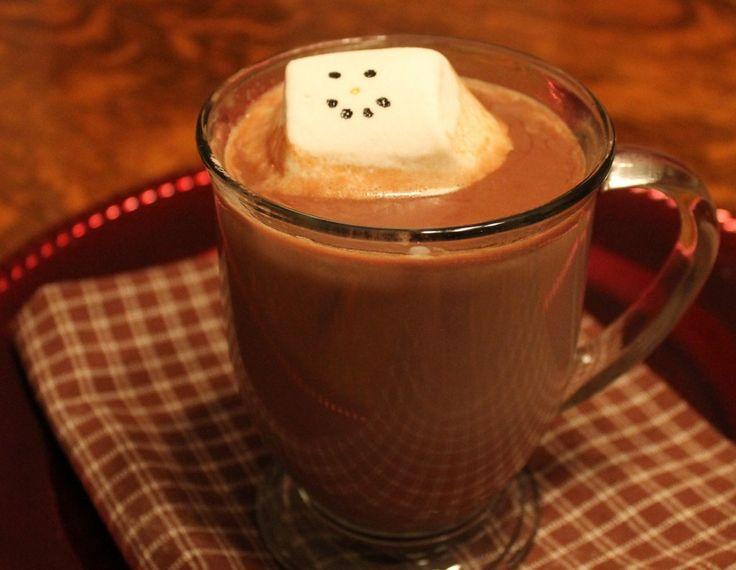Tipsy Nutella hot cocoa. The best adult hot cocoa recipe. So delicious ...