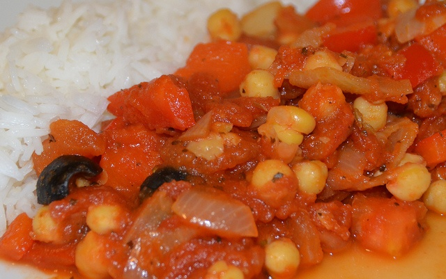 Spicy Chickpea Stew - Easy, Tasty Recipe For Midweek Meal