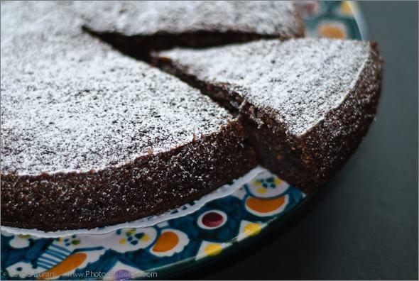 Flourless Chocolate Hazelnut Cake | Low Glycemic Dessert Recipes | Pi ...