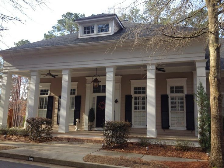 Charming southern homes in georgia dream home pinterest for Southern dream homes