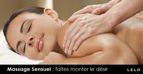 comment faire un massage sensuel Chatou