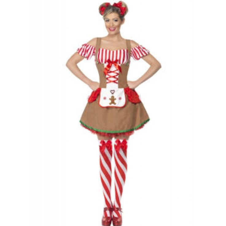Christmas cookie costume