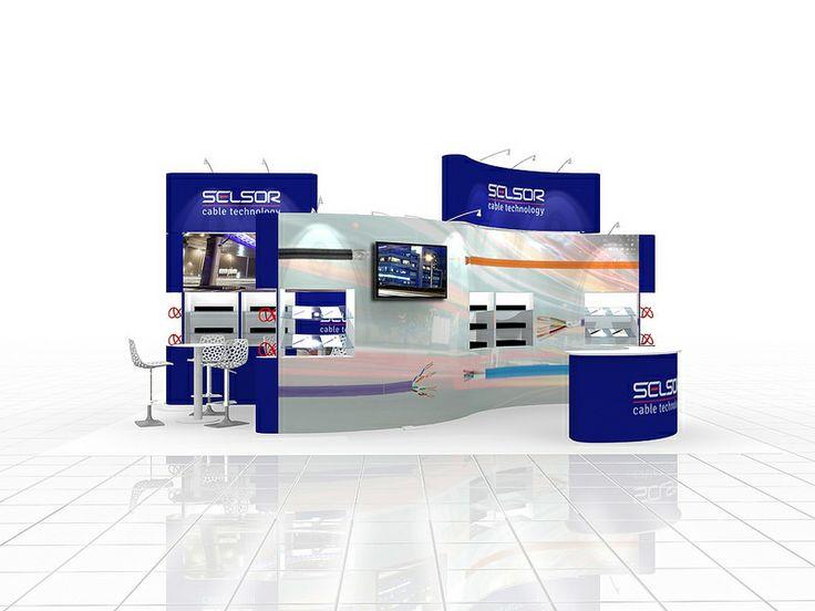 Exhibition Stand Design (670)