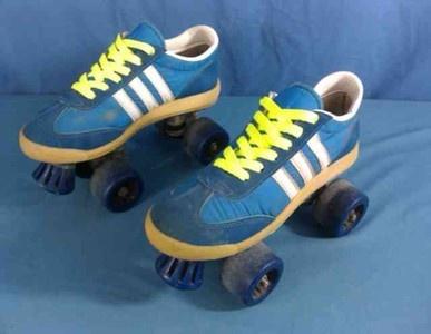 vtg 80s nash cruisers roller skates 8 boys 6