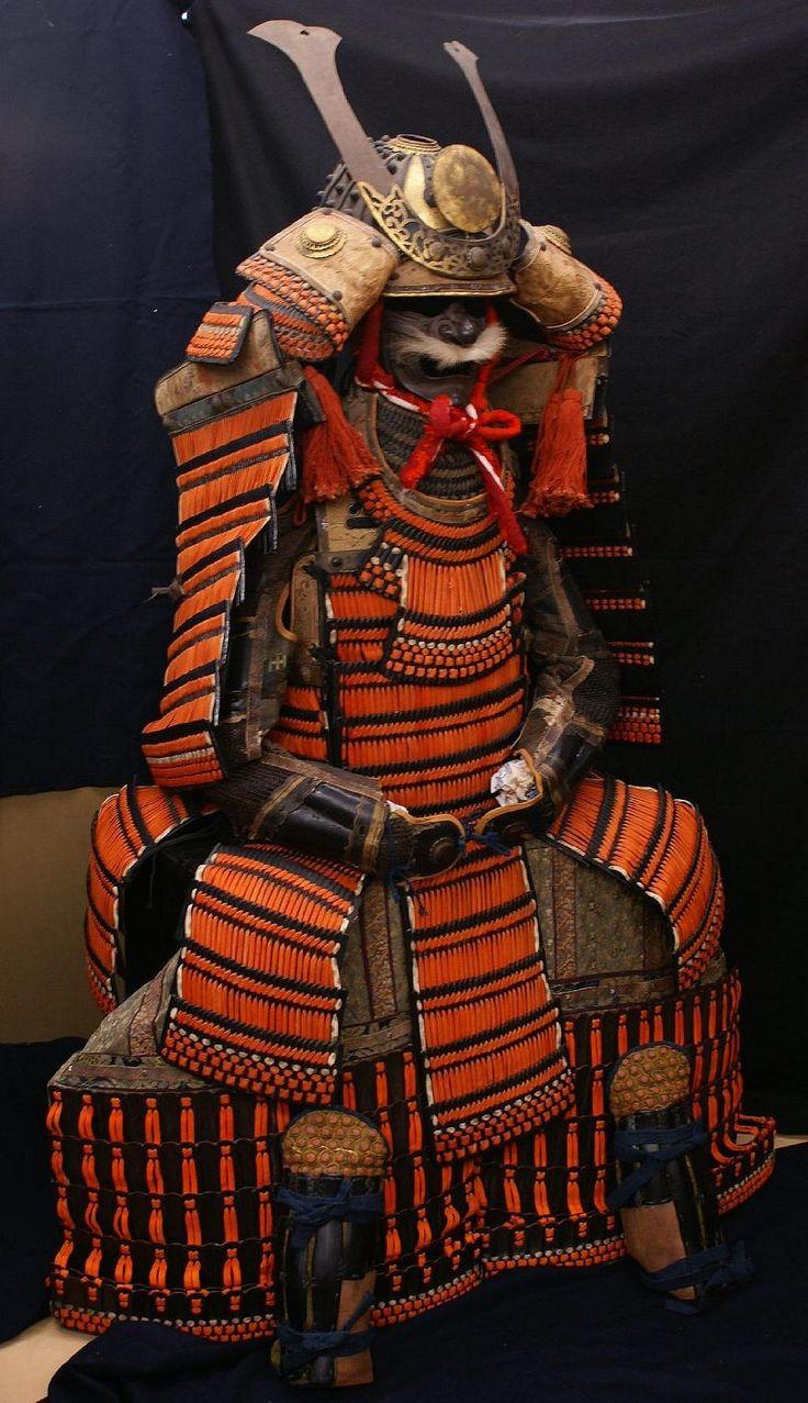 Шлем самурая своими руками