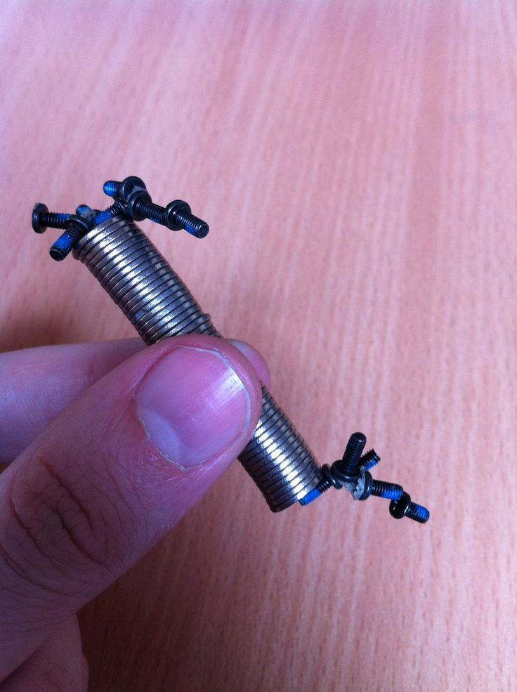 How to magnetize metal -