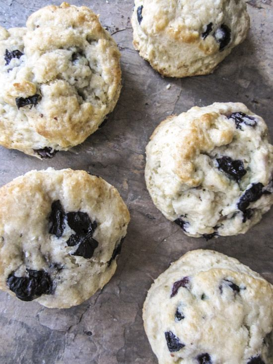 BBB_Blueberry Maple Scones-3 | sweets/deserts | Pinterest