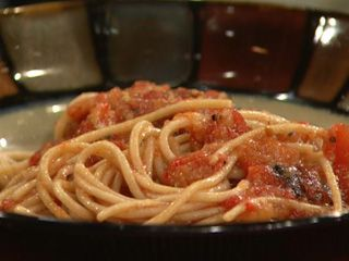 Smoky Roasted Eggplant Pasta | 1. Recipes - Rachael Ray | Pinterest