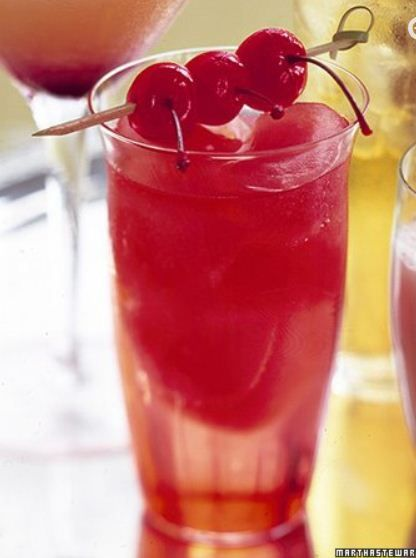 valentine's day alcoholic punch recipes