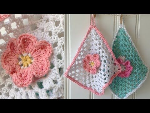 Knitting Pattern Snowflake Dishcloth : KNIT SNOWFLAKE DISHCLOTH PATTERN Free Knitting and Crochet Patterns