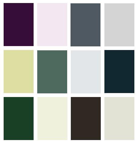 new house new color scheme