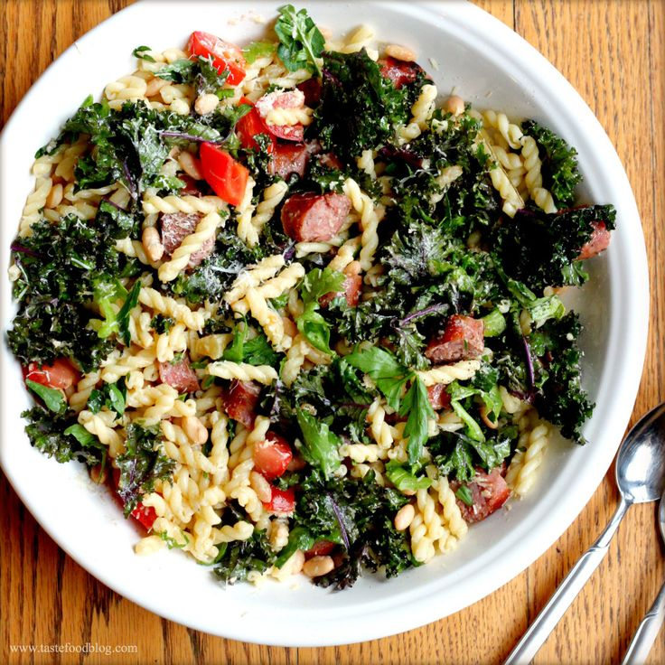 Sausage And Kale Pasta Bake Recipes — Dishmaps