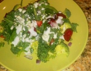 Christmas in July Salad | Salads | Pinterest