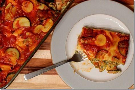 vegan summer lasagne | Eat | Pinterest