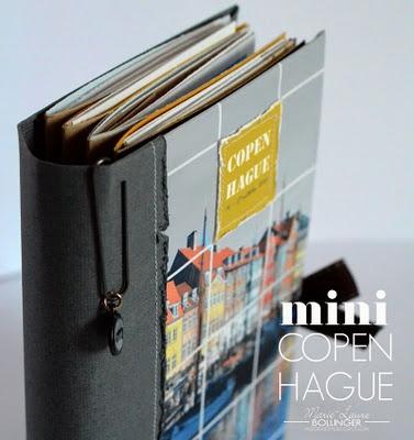 love this handmade mini by Marie-Laure