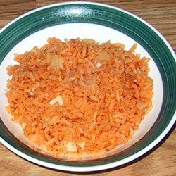 Mexican Rice II | Recipe