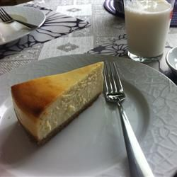 Chantal's New York Cheesecake ... best recipe for cheesecake that I'v...