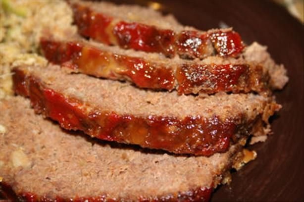 Glazed Meatloaf. Photo by ~Nimz~ | Favorite Recipes | Pinterest