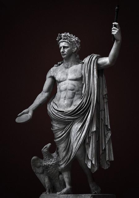 Claudius.  Vatican Pio-Clementine Museum