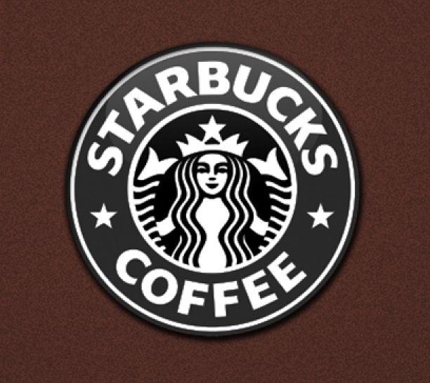 Starbucks Logo   Car Interior Design