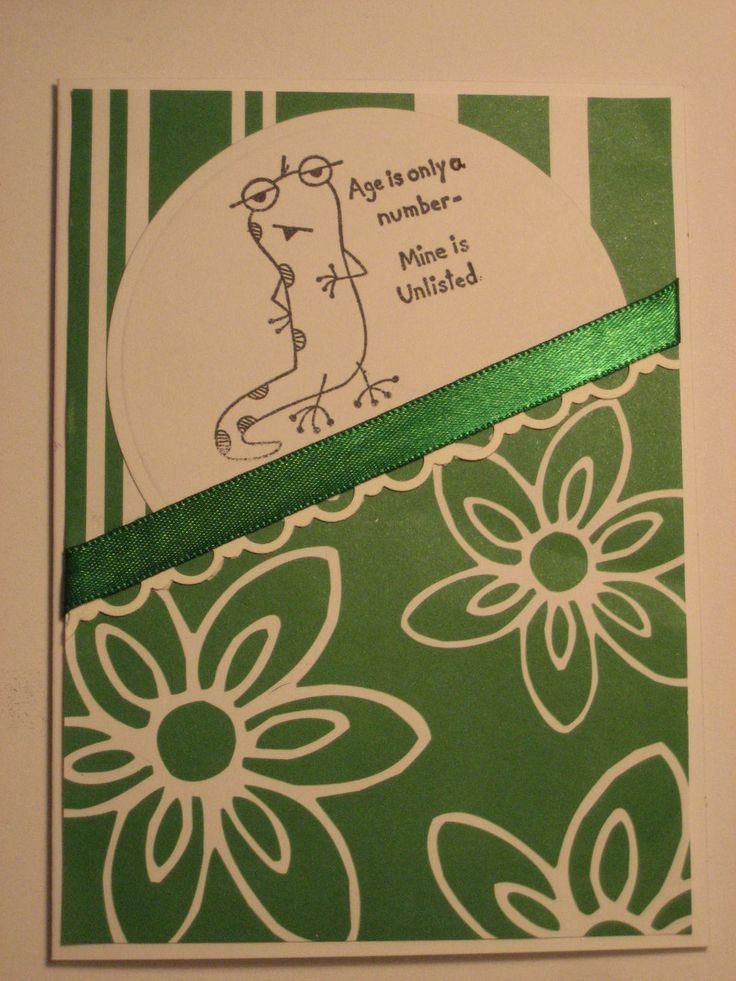 Birthday, humor   My cards   Pinterest