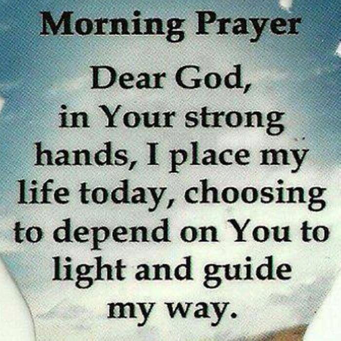 Good Morning Quotes Prayer : Good morning prayer quotes quotesgram