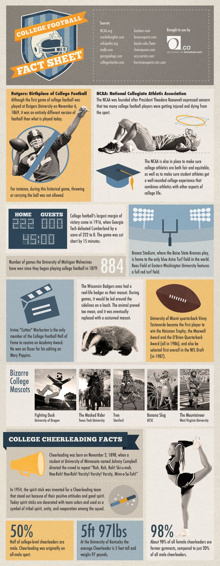 Cool Sports Infograp