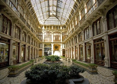 Torino. Galleria Subalpina.