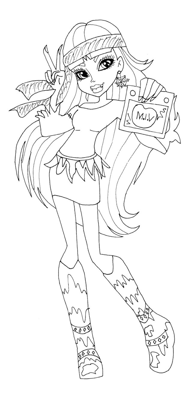 New Ever After High Characters Coloring Pages Coloring Pages