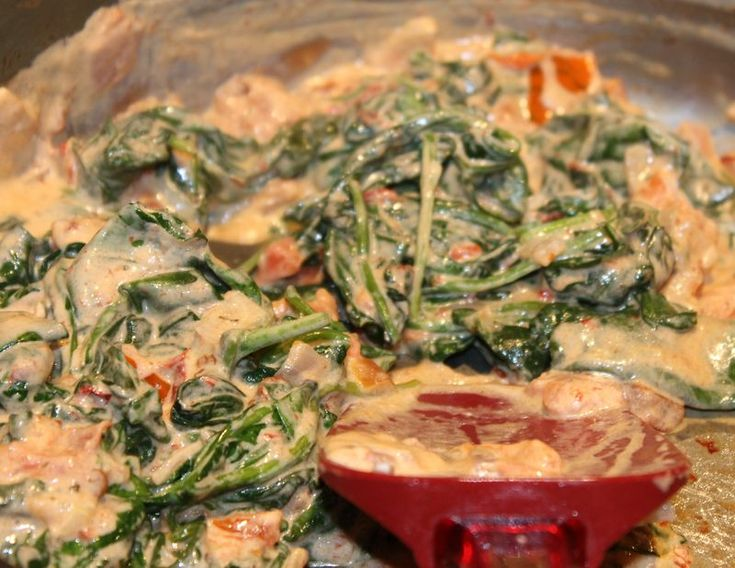 chipotle spinach | Yummy | Pinterest