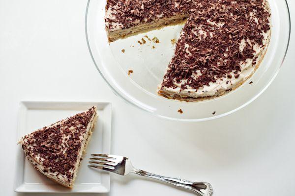 White Russian Tiramisu Cake | Cakes | Pinterest