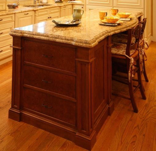 Kitchen Islands Made From Old Furniture: Make A Kitchen Island From Old Furniture
