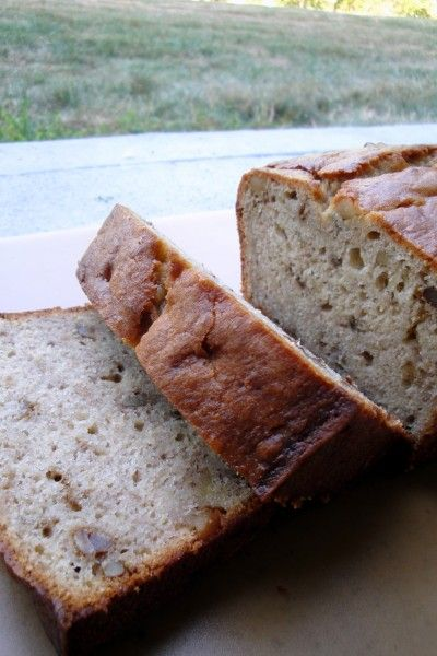 The addition of cream cheese makes this THE best banana bread I have ...