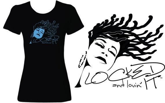 Pin by keisha holmes on locs n naturalz pinterest for Hair salon t shirt designs