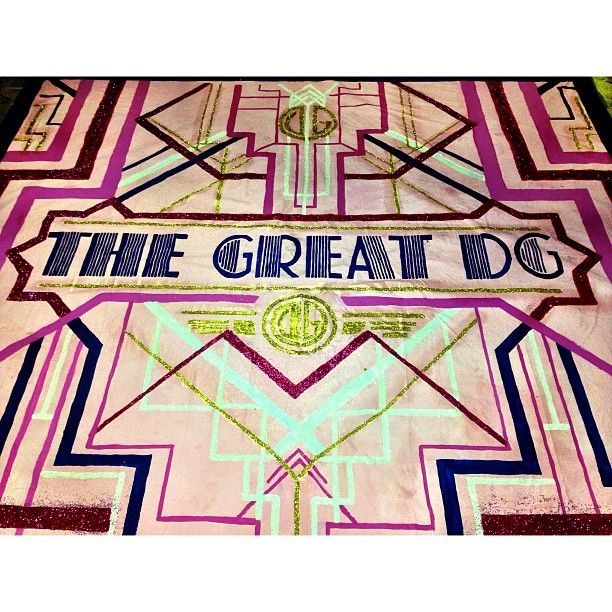 Delta Gamma Recruitment, DG Recruitment, Sorority Recruitment, The Great Gatsby