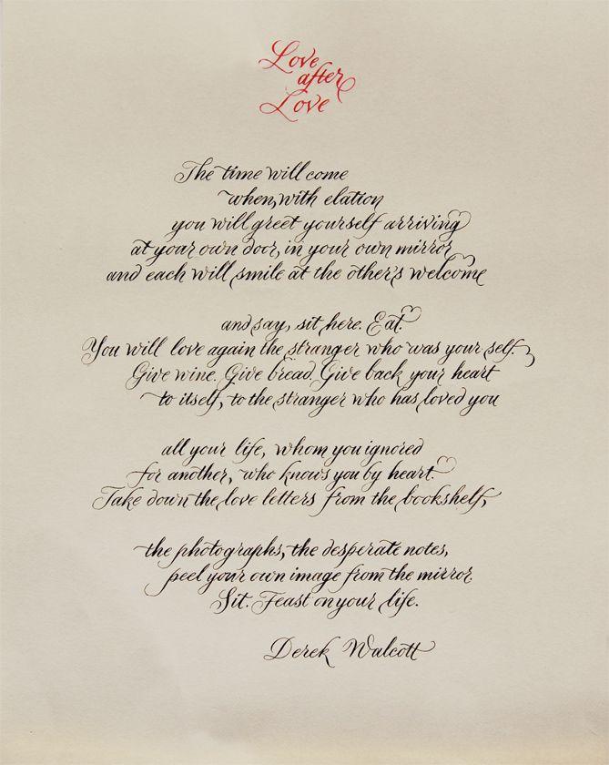 derek walcott poetry essay