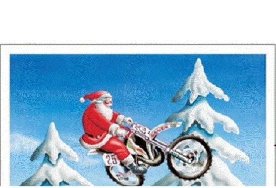 Santa Whip Moto Cross Dirt Bikes Pinterest