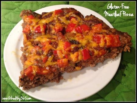 gluten-free meatloaf pizza (crustless) | Gluten free* clean eating ...