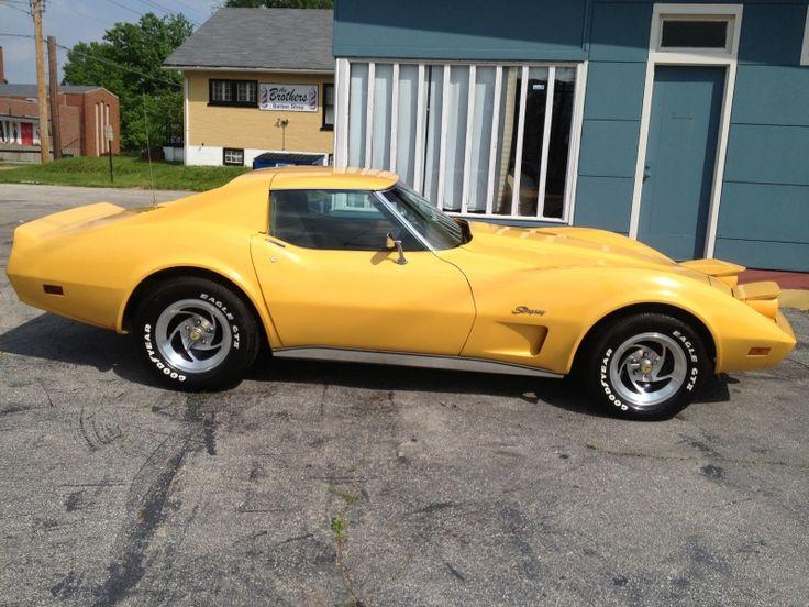 1975 Corvette Craigslist | Autos Weblog