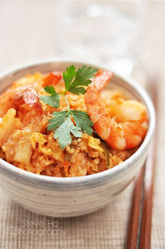 kimchi fried rice | What to Cook | Pinterest