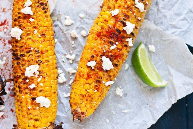 Grilled Corn On The Cob (Elote Asado) Recipes — Dishmaps