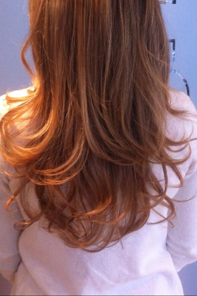 hair #hairstyles - long bouncy blow dry | Hair | Pinterest