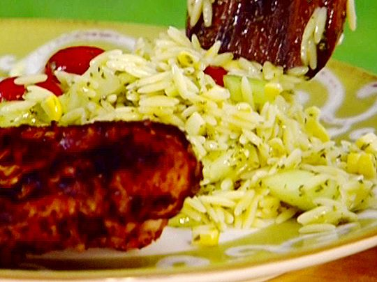 salad greek orzo salad orzo super salad orzo and zucchini salad orzo ...