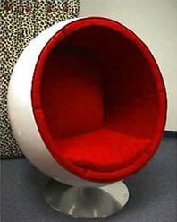 Egg chair groove the 70s pinterest for 70s egg chair