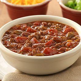30-Minute Chili | Food - budget meals | Pinterest