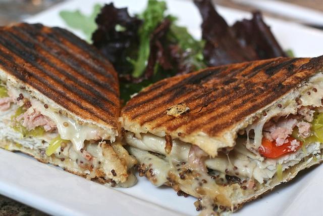 Cuban Panini | Sandwich Recipes | Pinterest