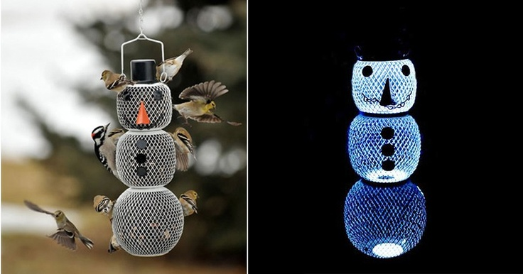 Pin by on great christmas gift for Mesh feeder ideas